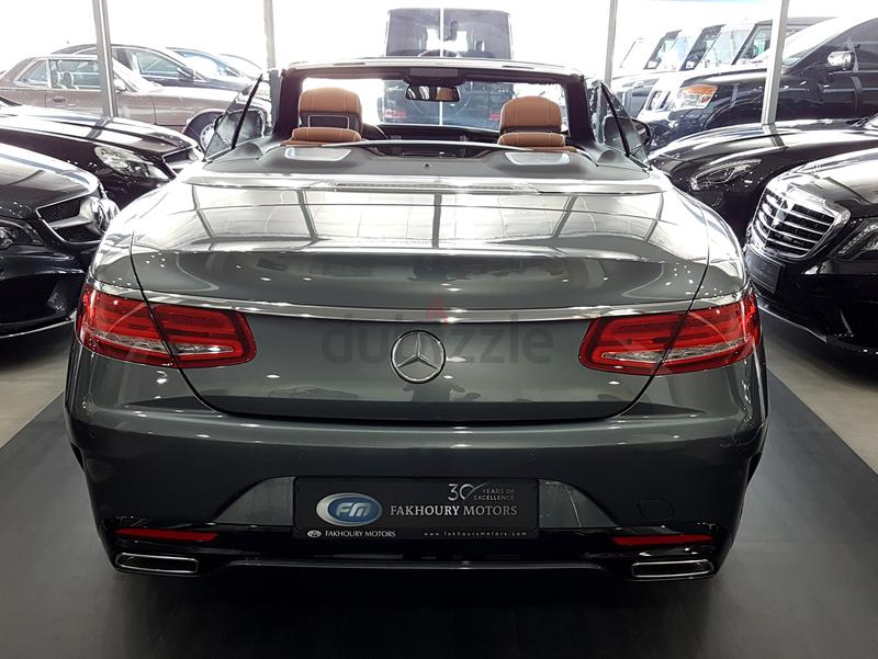 Dubizzle dubai s class mercedes benz s500 convertible for Phone number for mercedes benz