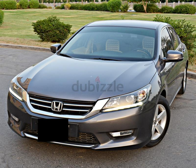 dubizzle dubai accord honda accord 2013 mid option gcc mint conition monthly 785 or on. Black Bedroom Furniture Sets. Home Design Ideas