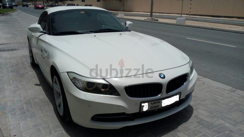 dubizzle Dubai | Z4: lady driven BMW Z4 3.0SI 2011 under ...