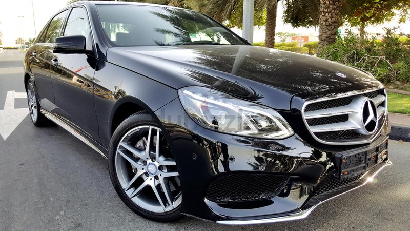 Dubizzle dubai e class mercedice e400 2014 22600km for Mercedes benz service contract