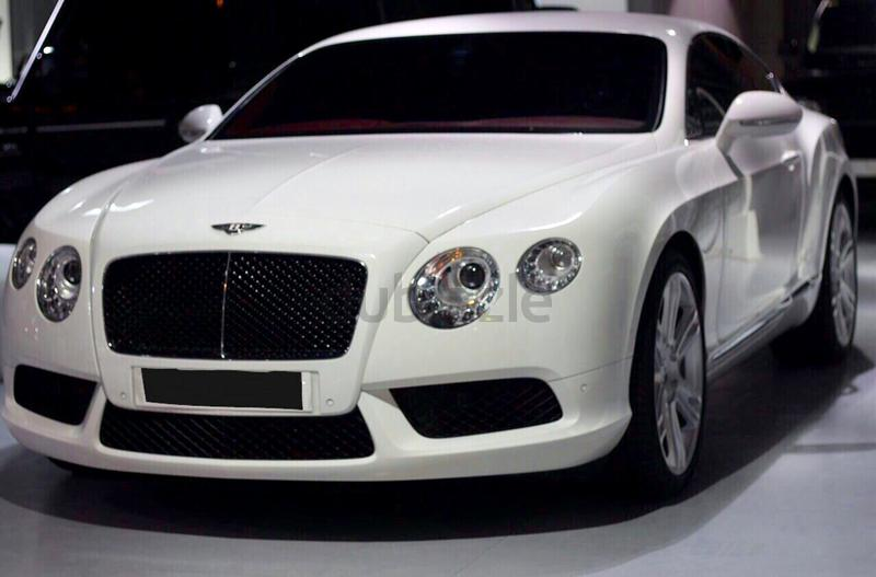 Dubizzle dubai continental gt bentley gt mulliner for Bentley motors limited dream cars