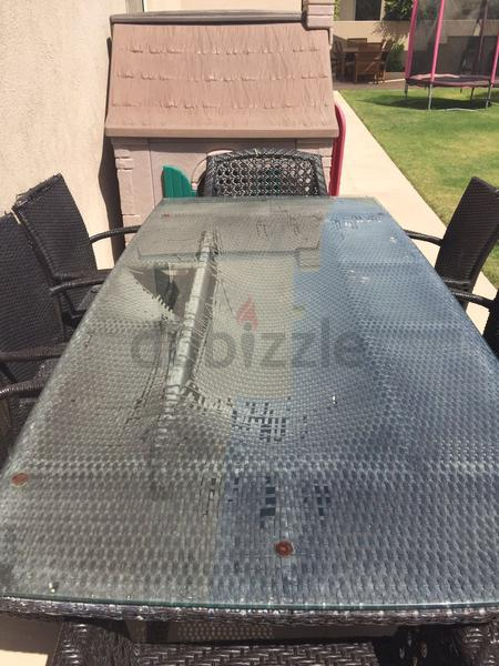 Dubizzle Dubai Garden Furniture Garden Table And Chairs