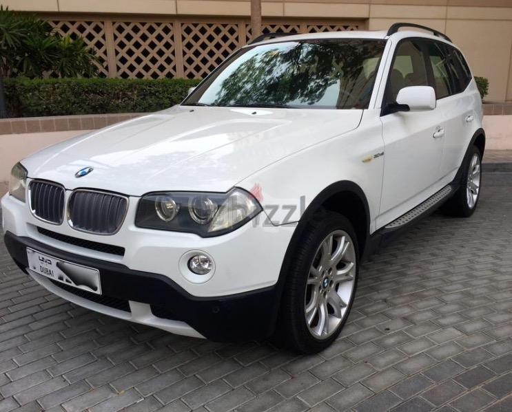dubizzle dubai x3 2009 bmw x3 gcc 3 0 engine full options. Black Bedroom Furniture Sets. Home Design Ideas