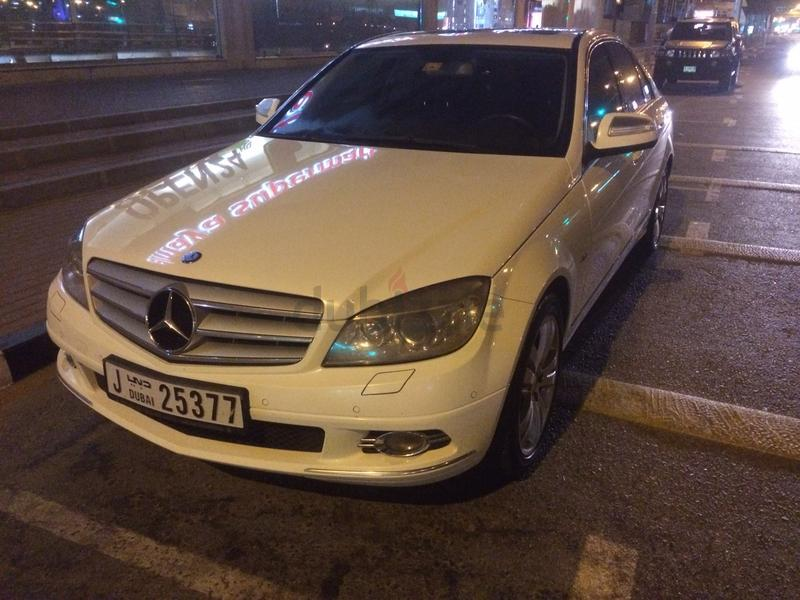 Dubizzle dubai c class mercedes c230 2008 6 for Mercedes benz c230 2008