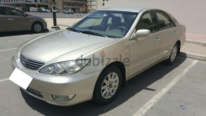dubizzle dubai camry camry gli 2006 al futtaim gulf spec lady driven clean car. Black Bedroom Furniture Sets. Home Design Ideas