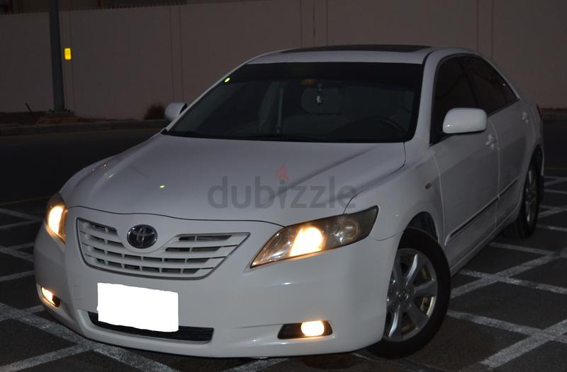 dubizzle dubai camry 2008 full option number 1 camry glx gcc no accident low milage agency. Black Bedroom Furniture Sets. Home Design Ideas