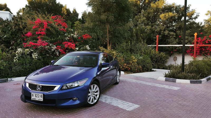 dubizzle dubai accord honda accord coupe v6 3 5 gcc full option. Black Bedroom Furniture Sets. Home Design Ideas