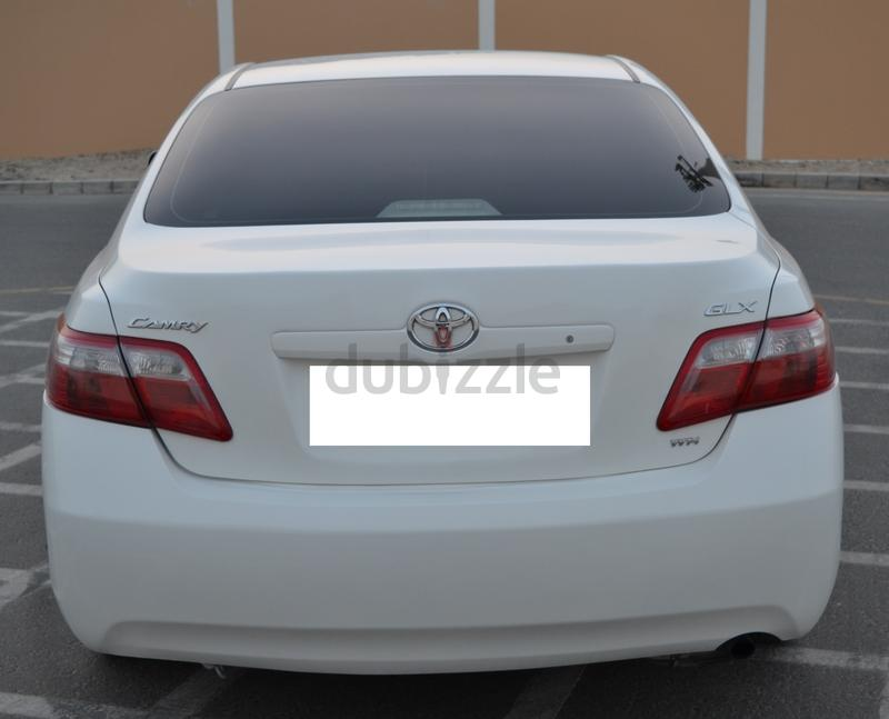 dubizzle dubai camry 2008 full option number 1 camry. Black Bedroom Furniture Sets. Home Design Ideas