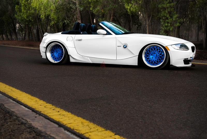 Dubizzle Dubai Z4 Unique Custom Widebody Kit Bmw Z4 3 0