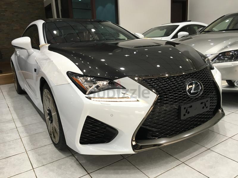 dubizzle dubai rc f lexus rcf carbon edition gcc 0km. Black Bedroom Furniture Sets. Home Design Ideas