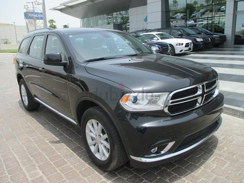 dubizzle dubai durango 2015 dodge durango 3 6 v6 sxt. Black Bedroom Furniture Sets. Home Design Ideas