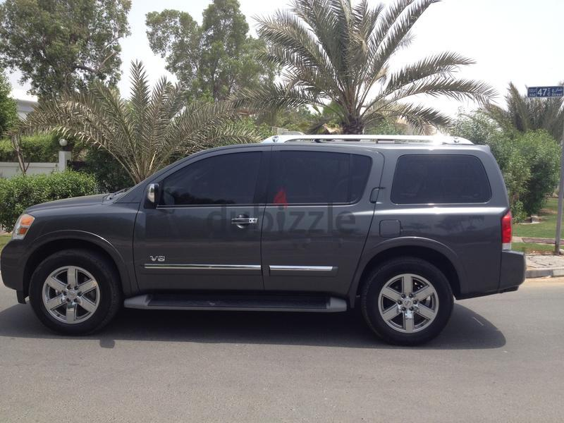dubizzle dubai armada nissan armada le 2011 price negotiable urgent sale. Black Bedroom Furniture Sets. Home Design Ideas