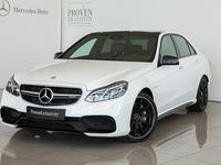 Mercedez- Benz - E63 AMG S 4matic