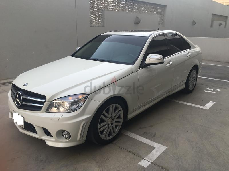 dubizzle dubai c class mercedes c300 4matic 2009 low. Black Bedroom Furniture Sets. Home Design Ideas