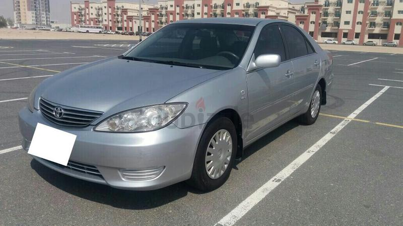 dubizzle dubai camry camry 2006 gulf al futtaim purchased lady owner. Black Bedroom Furniture Sets. Home Design Ideas