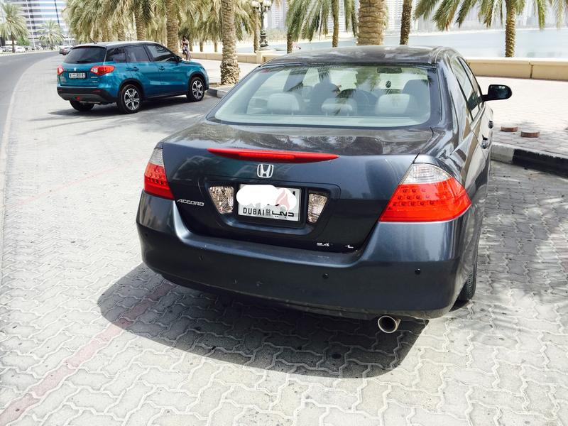 dubizzle dubai accord honda accord 2007 model for sale. Black Bedroom Furniture Sets. Home Design Ideas