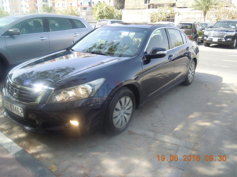dubizzle dubai accord honda accord 2009 for sale. Black Bedroom Furniture Sets. Home Design Ideas