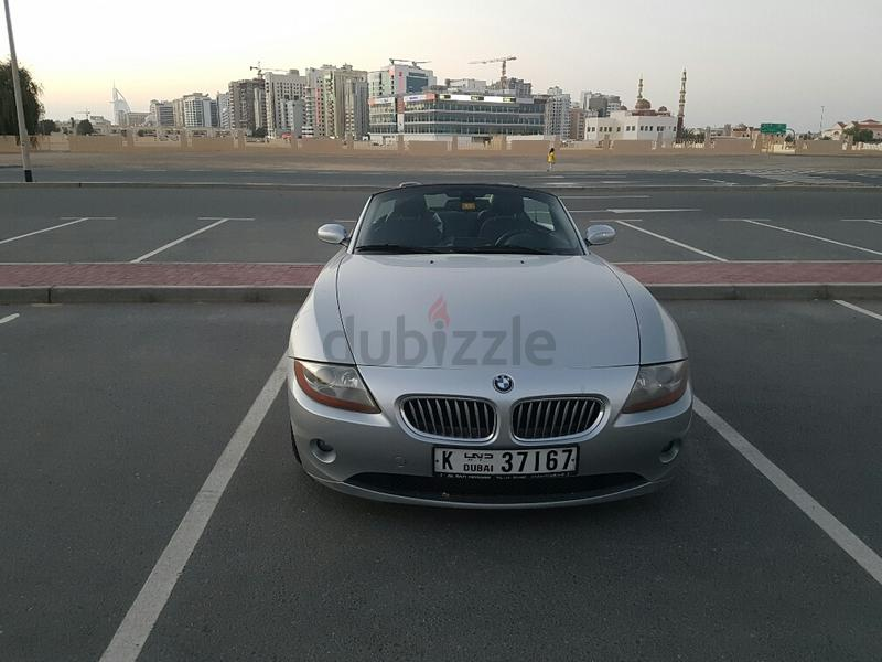 Dubizzle Dubai Z4 Bmw Z4 Convertible 3 0 W Sports
