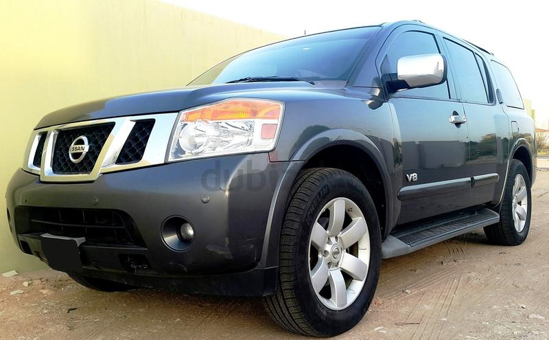 dubizzle dubai armada excellent condition well maintained nissan armada 2008 first owner. Black Bedroom Furniture Sets. Home Design Ideas