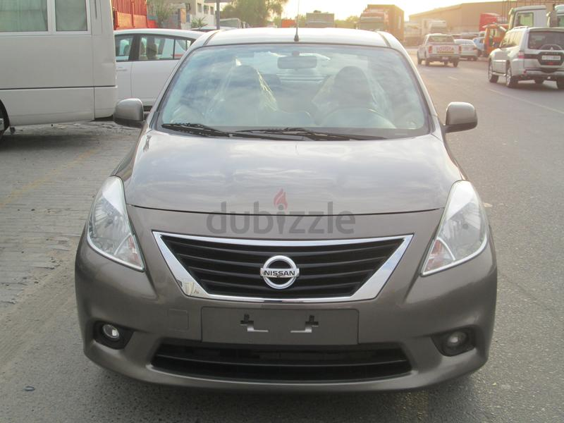dubizzle Dubai | Sunny: NISSAN SUNNY 2014 LOW EMI MONTHLY AED 287 ...