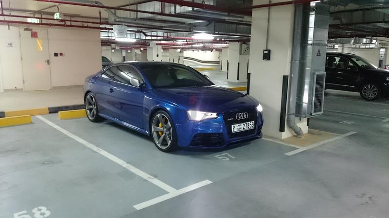 S5/RS5: Audi RS5 Full Spec with Service