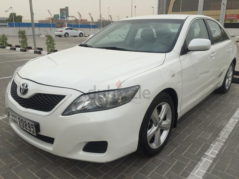 dubizzle dubai camry toyota camry 2011 white touring. Black Bedroom Furniture Sets. Home Design Ideas