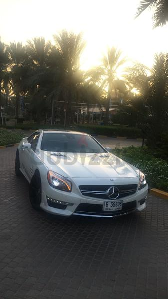 Dubizzle dubai sl class fully loaded mercedes sl 65 for Phone number for mercedes benz