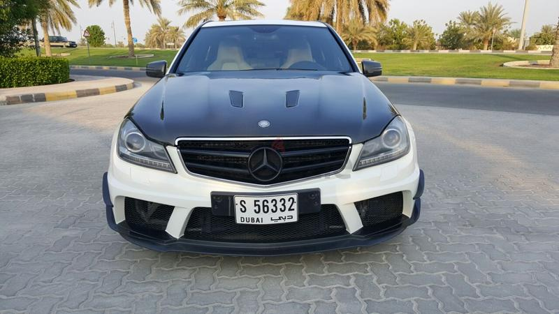 Dubizzle dubai amg mercedes benz c63 amg 2009 for Phone number for mercedes benz