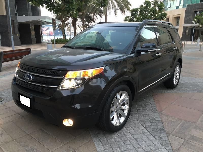 dubizzle abu dhabi explorer ford explorer limited plus 2014 - Ford Explorer 2014 Limited