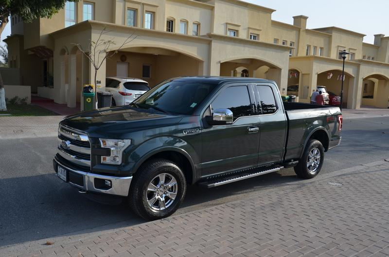 dubizzle dubai f series pickup ford f150. Black Bedroom Furniture Sets. Home Design Ideas