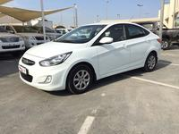 HYUNDAI ACCENT BLUE FULLY AUTOMATIC...