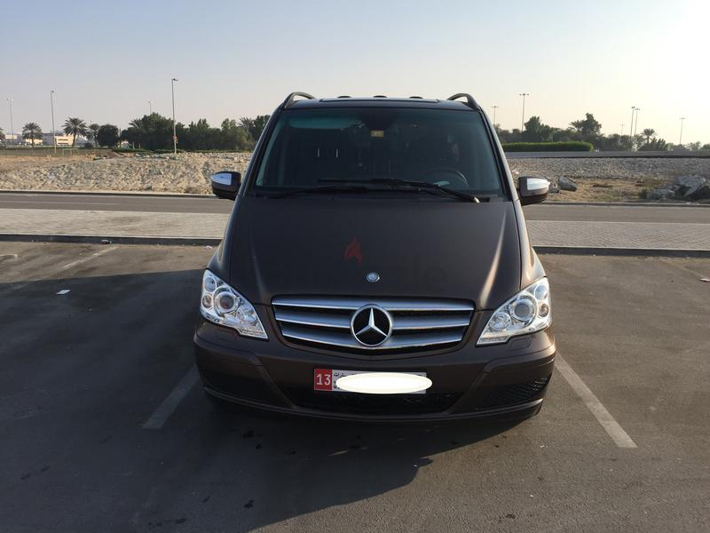 Dubizzle Abu Dhabi Viano Viano Great Car For Family