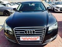 Audi A8 2014 very good condition wa...