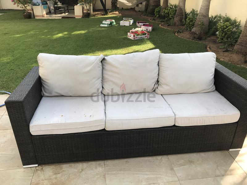 garden furniture sofa aed 1000