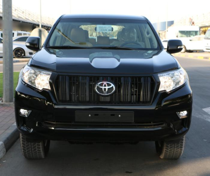 Car Parts Export In Dubai Mail: Prado: (2018) Toyota Prado 2.7 EXR AT Pet