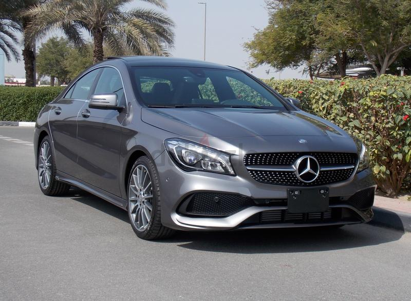 2018 mercedes benz cla.  2018 brand new 2018 mercedes benz cla 250 amg 20l v4 turbo grey color 2 yrs or  60000 km intended mercedes benz cla