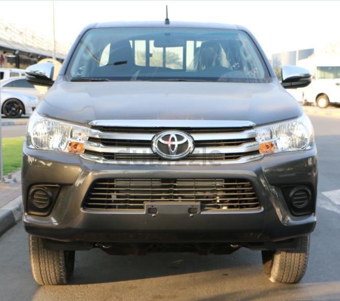 Car Parts Export In Dubai Mail: Hilux: (2018) Toyota Hilux 2.4 Diesel