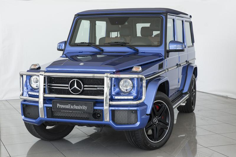 Dubizzle abu dhabi g class mercedes benz g63 blue oryx for Used mercedes benz g63 for sale