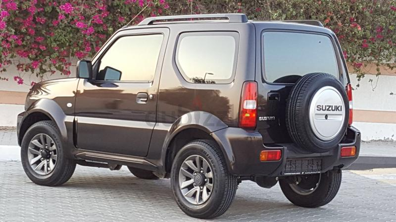 dubizzle dubai jimny 2017 low milage 2800km suzuki jimny automatic 4x4 4wd 7 year warranty al. Black Bedroom Furniture Sets. Home Design Ideas