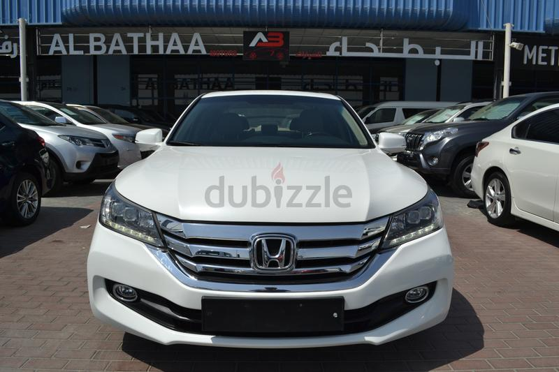 dubizzle dubai accord honda accord 2016 v6 full option clean condition monthly 1280 5. Black Bedroom Furniture Sets. Home Design Ideas