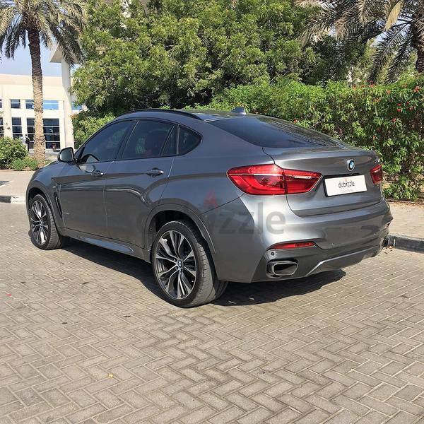 Bmw X6 Used: X6: VERIFIED CAR! BMW X6 2018 4.4L V8