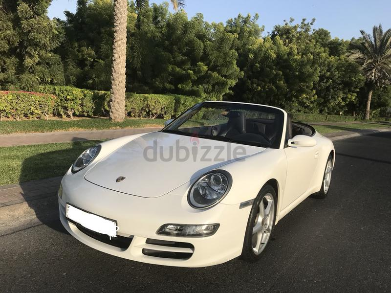porsche 911 carrera convertible 2008 lowest mileage 149k
