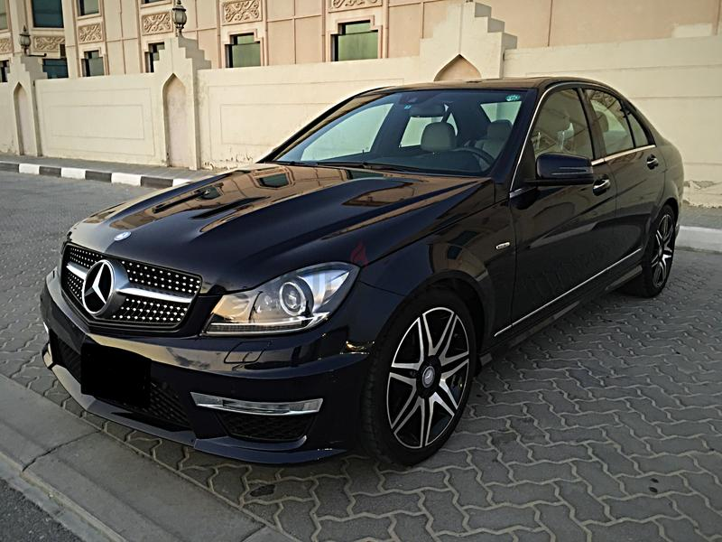 dubizzle dubai c class mercedes benz c300 2013 amg. Black Bedroom Furniture Sets. Home Design Ideas