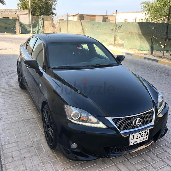 Used Lexus Is350: IS-Series: Lexus IS250 F Sport 2012