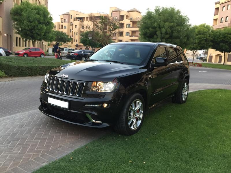 Dubizzle Sharjah Grand Cherokee Jeep Srt Low