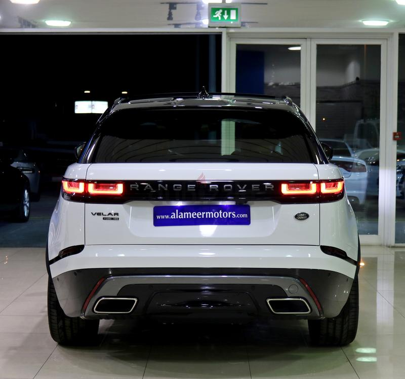 Used 2017 Land Rover Range Rover Sport Sdv6 Hse For Sale: Range Rover: 2018 Range Rover Velar HSE R