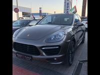 Porsche Cayenne GTS still under war...