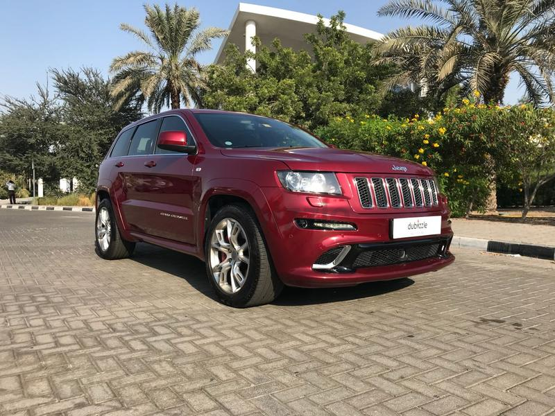 Dubizzle Dubai Grand Cherokee Verified Car Jeep