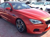 BMW  M6 2014 very good condition wa...