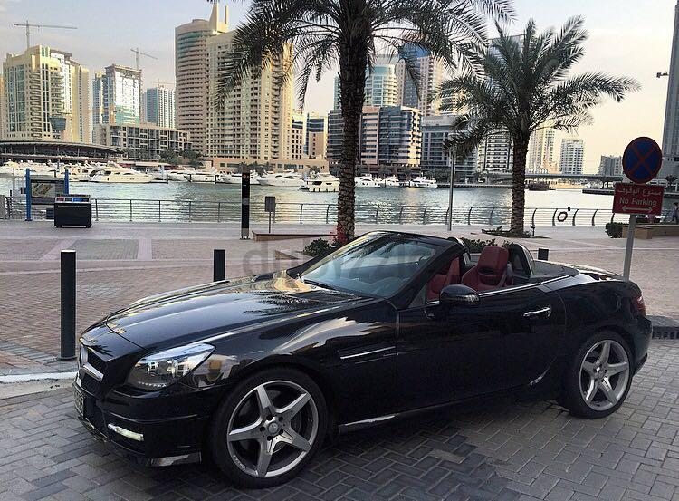 dubizzle dubai slk class mercedes slk 350 amg body kit only 31 000kms perfect condition. Black Bedroom Furniture Sets. Home Design Ideas
